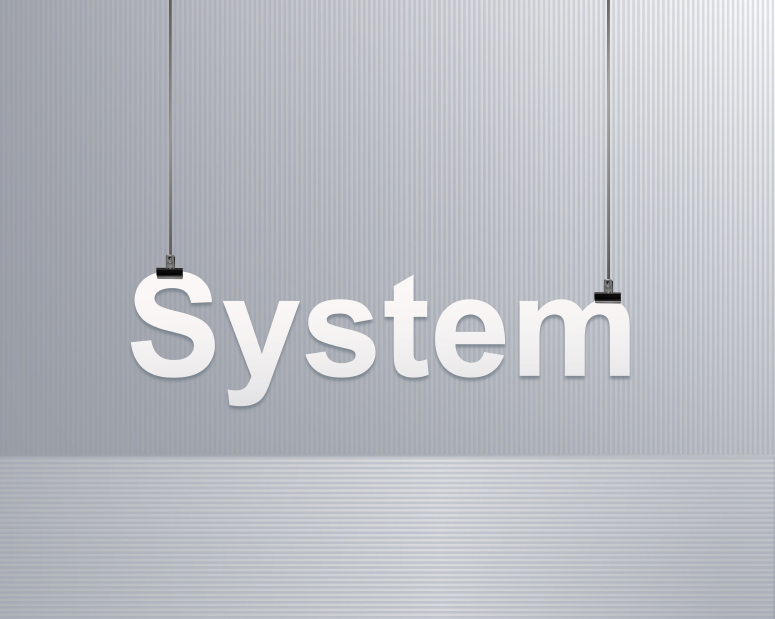 system text